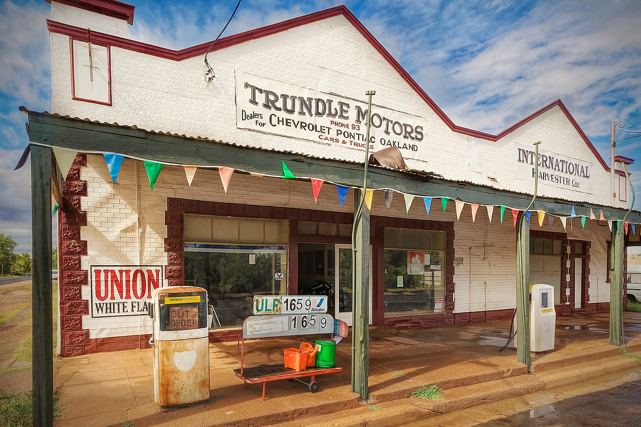 (1942) Trundle, New South Wales, Australia