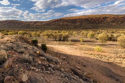 (3029) Alice Springs, Northern Territory, Australia