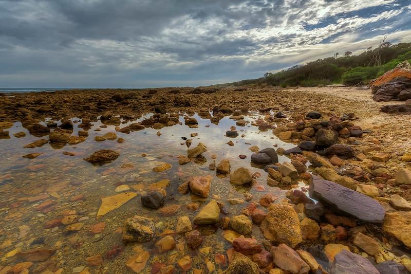 (2573) Boat Harbour Beach, Tasmania, Australia