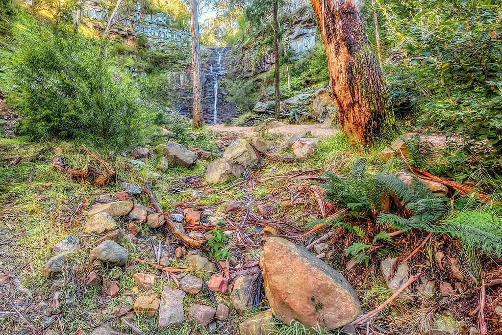 (2082) Silverband Falls, Victoria, Australia