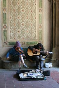 Musicians - Central Park, New York City
