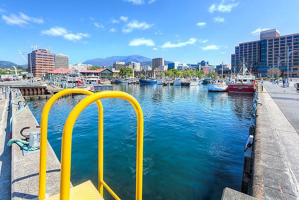 (1502) Hobart, Tasmania, Australia