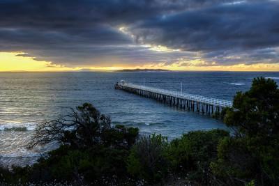 (Image#3493) Point Lonsdale, Victoria, Australia