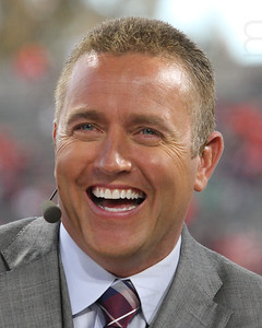 Kirk Herbstreit Joshing on GameDay