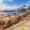 (1407) Binalong Bay, Tasmania, Australia