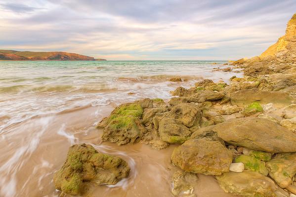 (1591) Addiscot Beach, Victoria, Australia