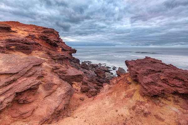 (2594) Red Rocks Beach, Victoria, Australia