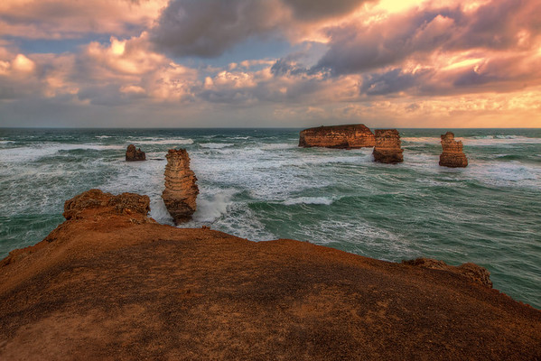 (0446) Great Ocean Road, Victoria, Australia
