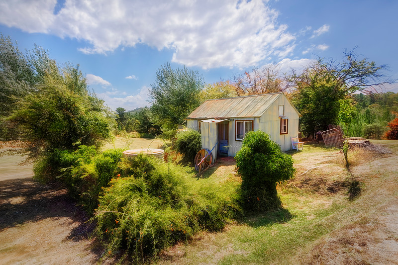 (2350) Hill End, New South Wales, Australia