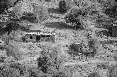 Troodos National Park: Deserted Village