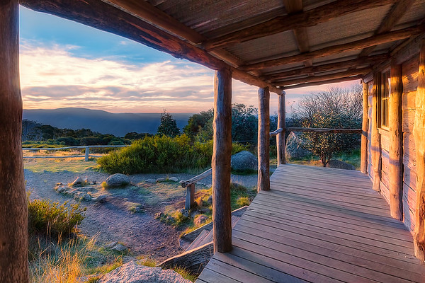 (2004) Mt Stirling, Victoria, Australia