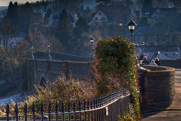 (0339) Peebles, Scotland