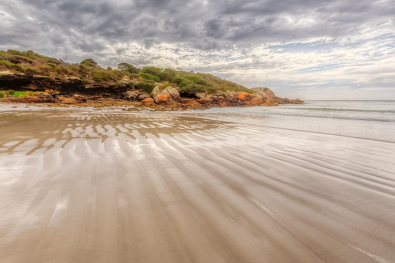 (2442) Boat Harbour Beach,Tasmania, Australia