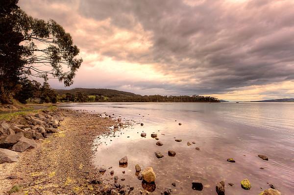 (1568) Peppermint Bay, Tasmania, Australia