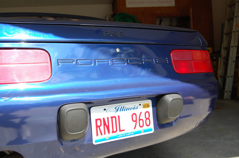 My father used to own a 1994 Porsche 968