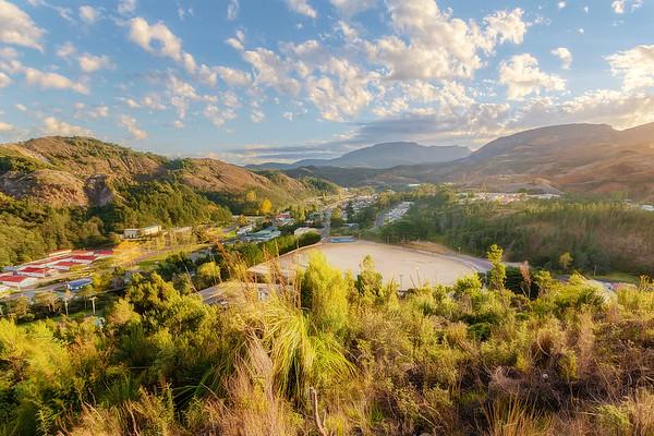 (2441) Queenstown, Tasmania, Australia