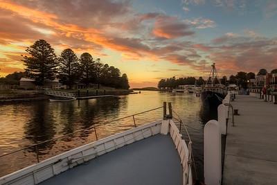(2693) Port Fairy, Victoria, Australia