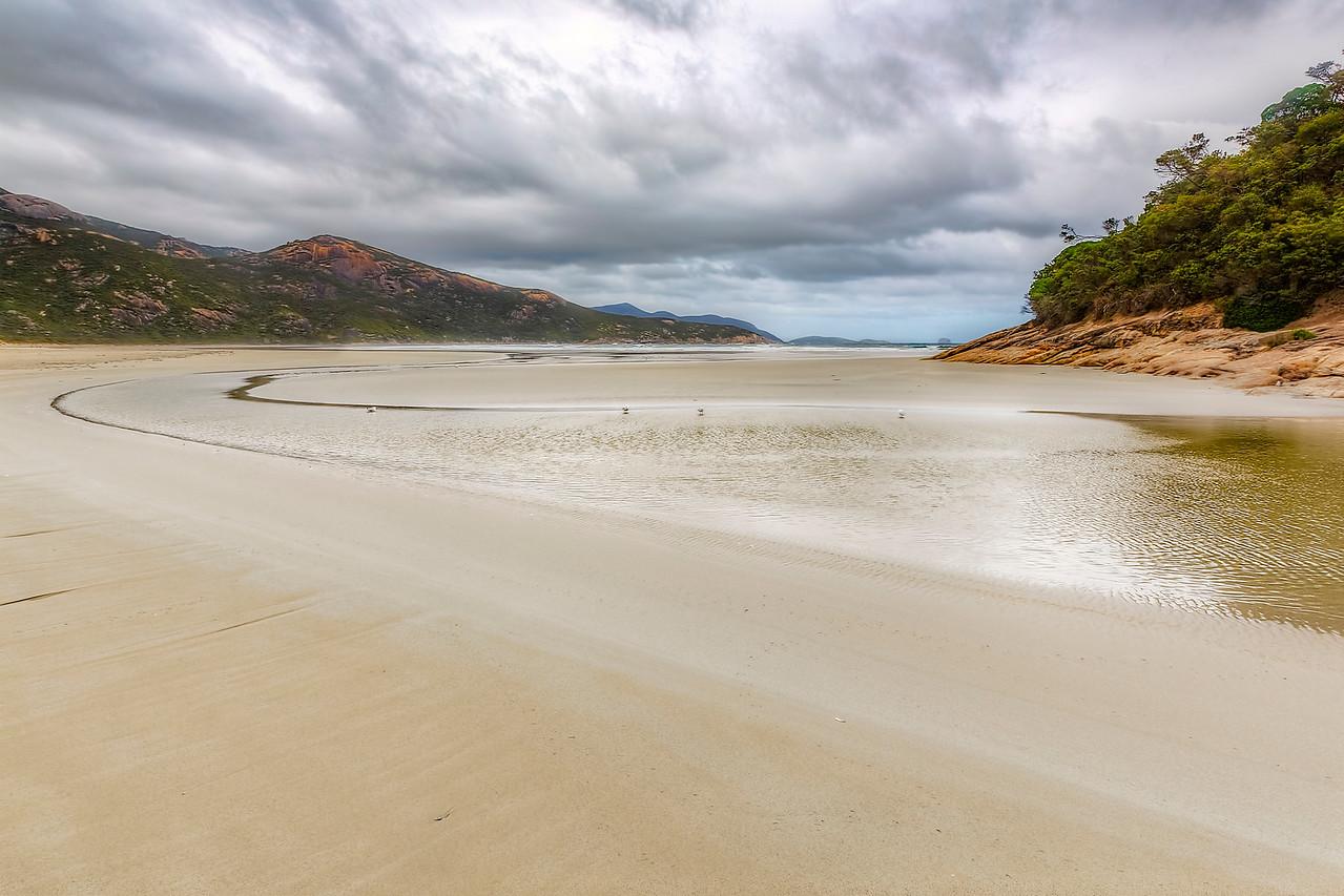 (2029) Tidal River, Victoria, Australia