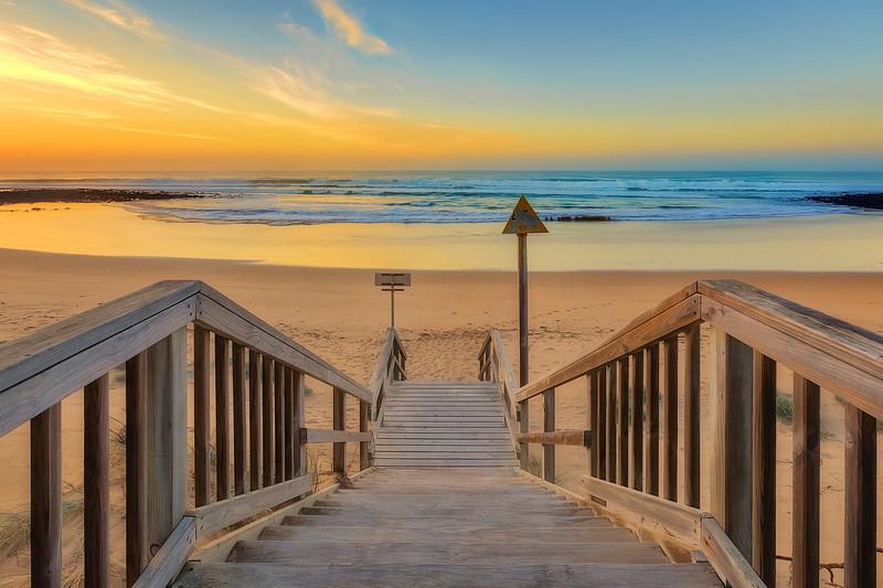 (2410) Bancoora Beach, Victoria, Australia