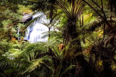 (2689) Triplet Falls, Victoria, Australia