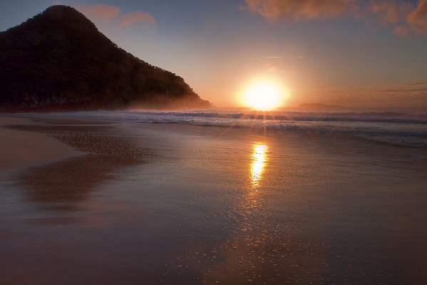 (0234) Zenith Beach, New South Wales, Australia