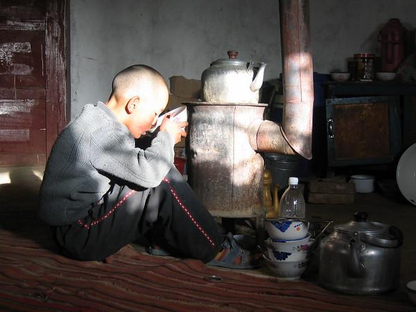Khyrgyz Boy