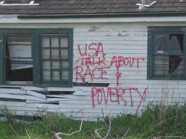Lower Ninth Ward, New Orleans, LA