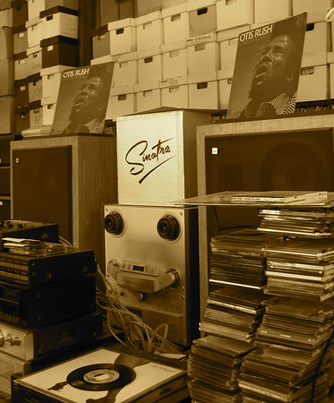 Russell Records, New Orleans, LA