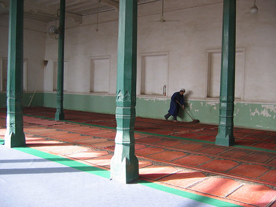 Mosque, Kashgar, China