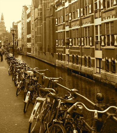 Transport, Amsterdam