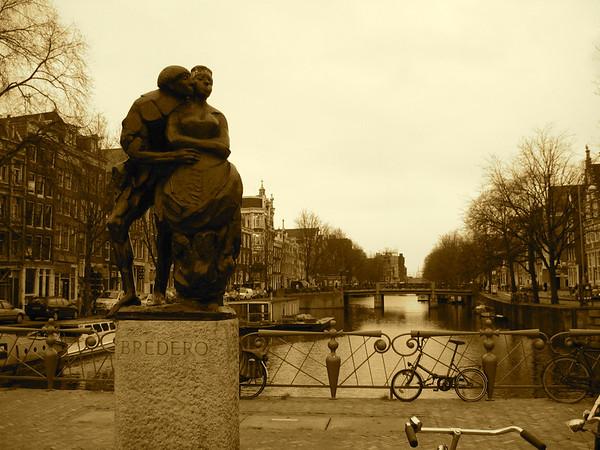 Bredero, Amsterdam