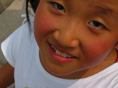Girl, Qingdao, China