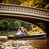 Steven attended West Point and his fiance Miranda would come up from Oklahoma to spend time together. So they asked me to shoot their engagement session at West Point and all around NYC. This was on the lake in Central Park under the famous Bow Bridge.