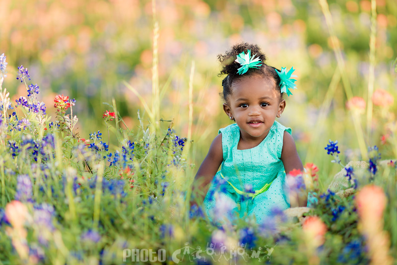 {Kids} Harper - bluebonnets (47 of 53)