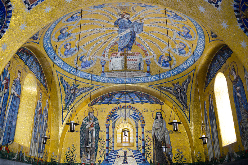 Chapelle des larmes - Mont Sainte Odile