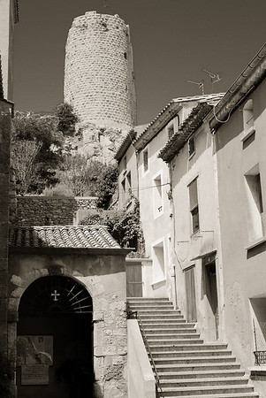 Tour Barberousse - Gruissan