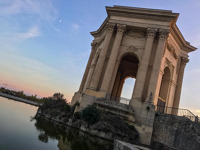 Place Royale du Peyrou - Montpellier