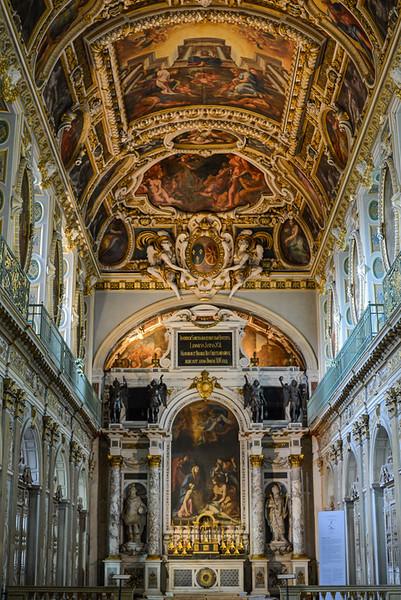 Chapelle de la Trinité - Château de Fontainebleau