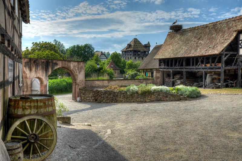 Ecomusée d'Alsace - Ungersheim