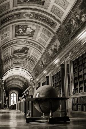 Galerie de Diane - Château de Fontainebleau