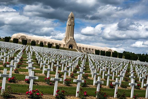 Ossuaire de Douaumont - Verdun