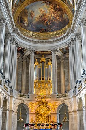 Chapelle Royale Versailles - Paris