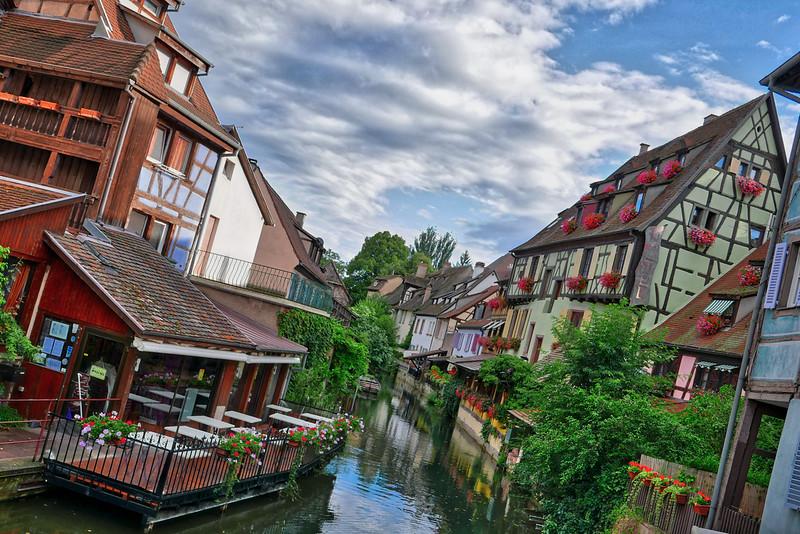 Petite Venise - Colmar Alsace