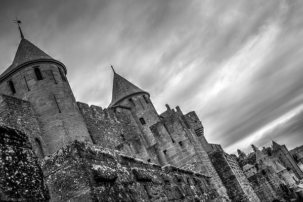 Remparts Carcassonne