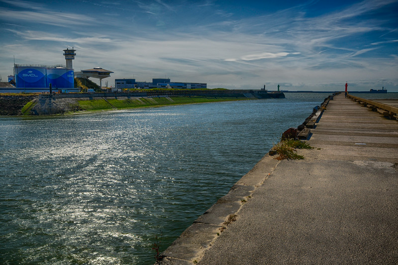 Port de Boulogne sur Mer - FRANCE