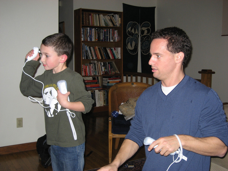Wii players