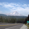on the road again to Mt Hood