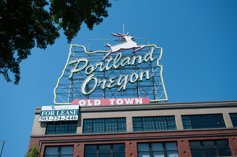 Lease rates on Old Town Portland ...hhhmm, what i could do with a whole town to myself..