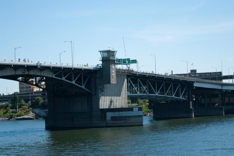 Lots and lots of drawbridges