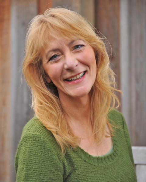 31 January 2008: Pat Tyler in Palo Alto, California.